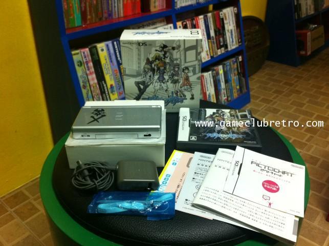 Nintendo DS LIte It\'s Wonder World Limited