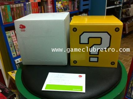 Mario Family Figure Club NIntendo 2012 Limited