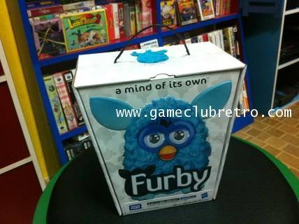 Furby  เฟอบี้ สีฟ้า
