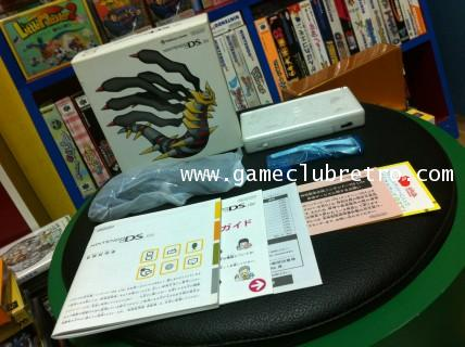 Nintendo DS Lite Pokemon Platinum Daisuki Giratina Japan Limited Edition  นินเทนโด ดีเอส ไล้ท์ โปเกม