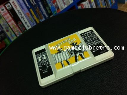 Game Watch Casio Western Bar เกมกด คาวบอย
