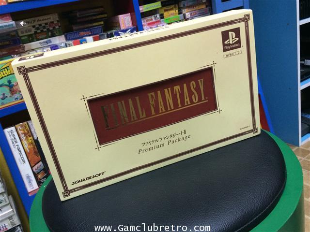 Final Fantasy 1 2 Premium Pack  Brand Newไฟนอล แฟนตาซี 1 2 มือ 1