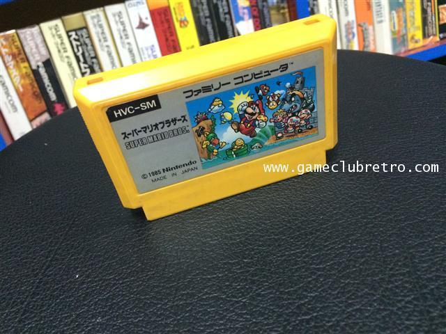 Super Mario Bros  มาริโอ