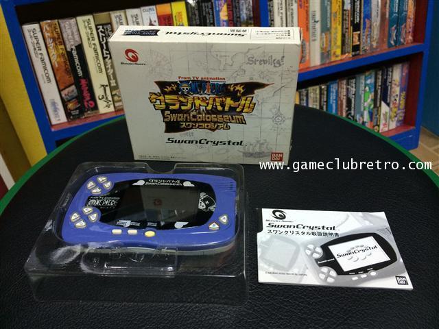 WonderSwan One Piece  Limited
