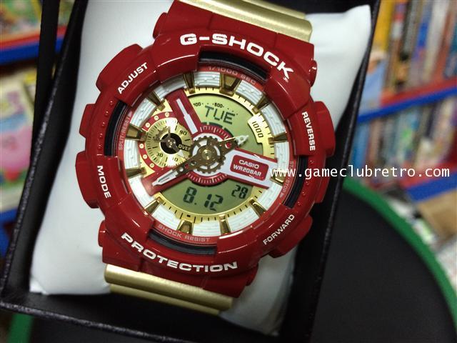 Casio G-Shock GA-110CS-4JF IRONMAN