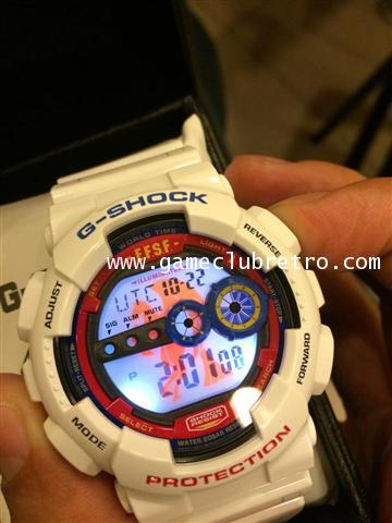 35th anniversary G-SHOCK x GUNDAM of Mobile Suit g-shock Limited 3