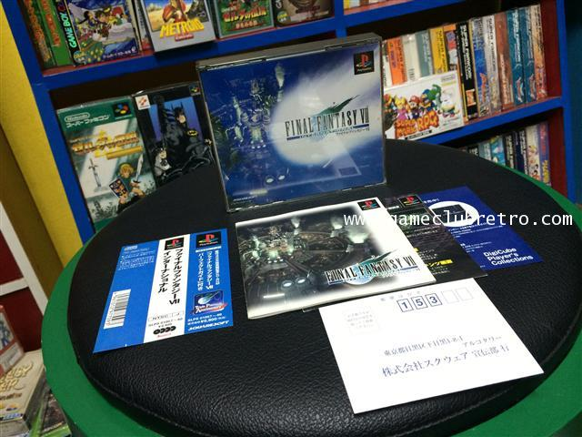 Final Fantasy 7 Inter National Japan