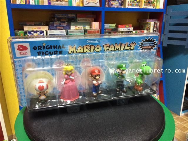 Mario Family Club Nintendo Brand New