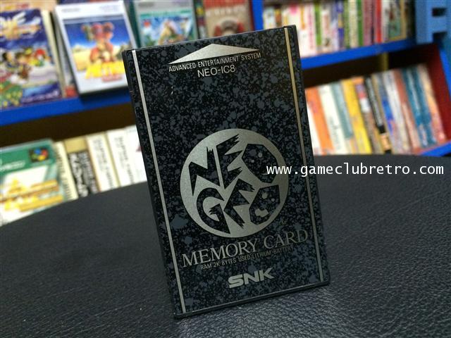 NEOGEO Memory Card
