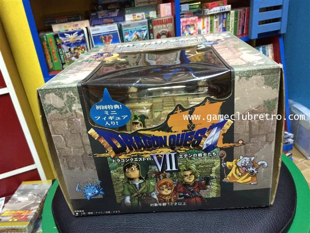 Dragon Quest VII  Figure