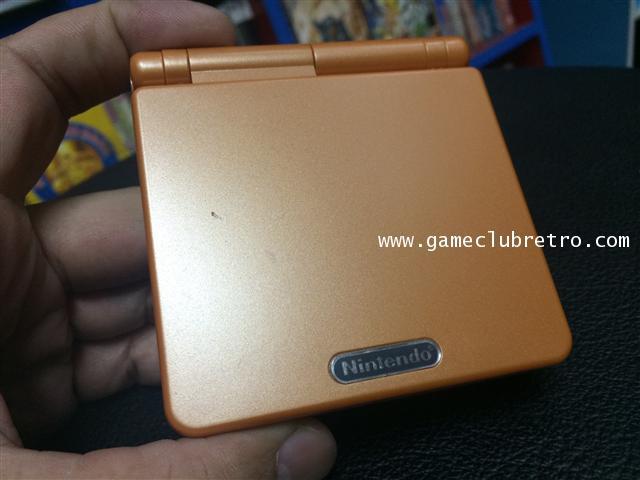 Gameboy Advance Sp Orange เกมทบอย แอดวาน เอสพี ส่้ม