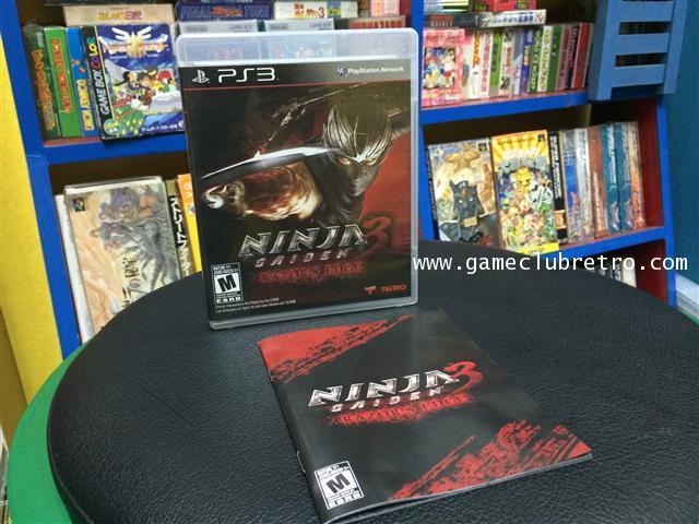 Ninja Gaiden 3 นอนจาไกเดน 3