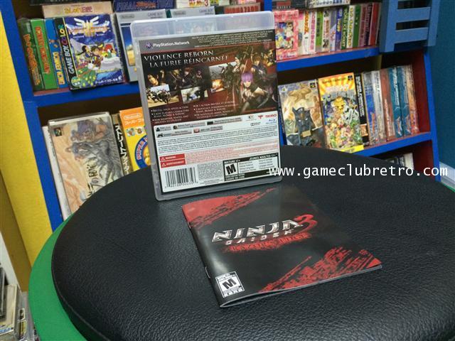 Ninja Gaiden 3 นอนจาไกเดน 3 1