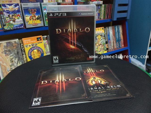 Diablo 3 เดียโบล 3