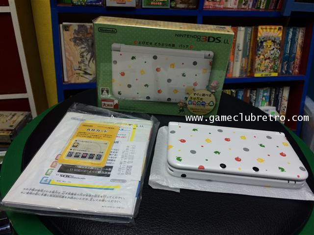 Nintendo 3DS LL Animal Crossing Limited