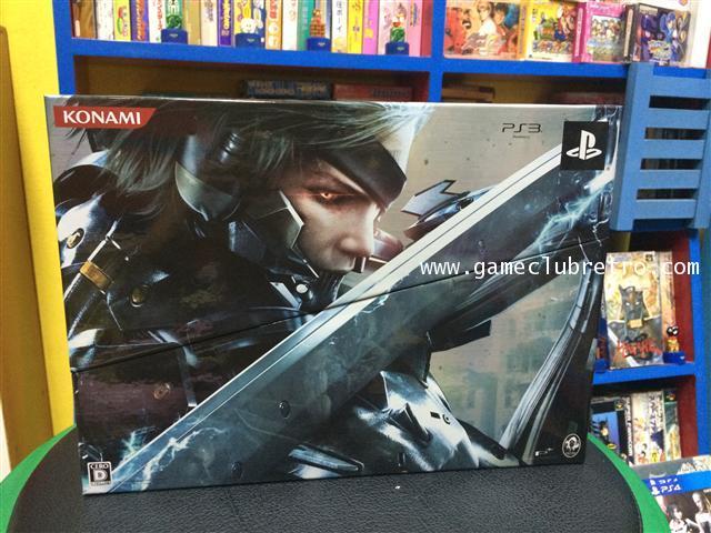 Metal Gear Rising Limited