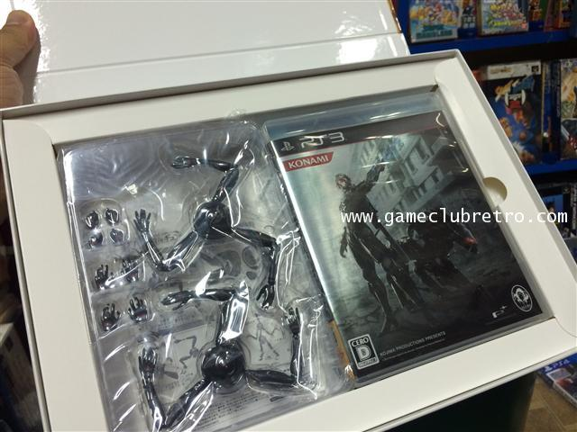 Metal Gear Rising Limited 5