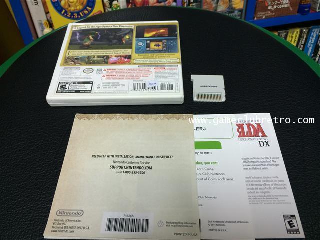 The Legend Of Zelda Ocarina Of Time 3D  เซลด้า 1
