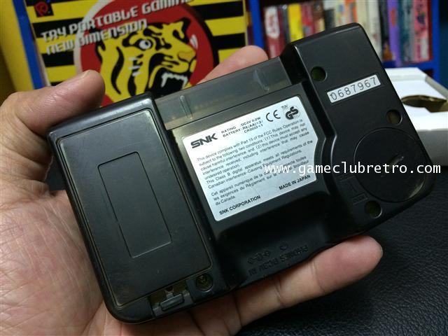 Neogeo Pocket Color Hunshin Tiger Limited  นีโอจีโอ พ๊อกเก็ตคัลเลอร์ ฮันชินไทเก้อ ลิมิเต็ท 2