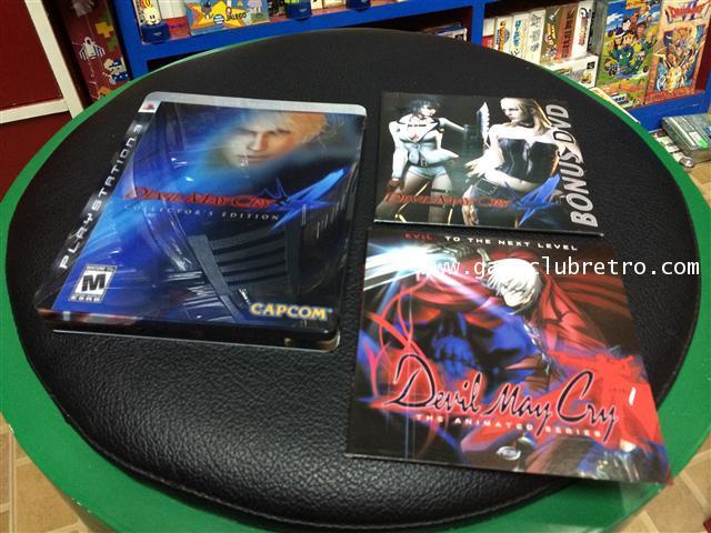 Devil Maycry 4 Limited เดวิล เมคราย 4 ลิมิเต็ท