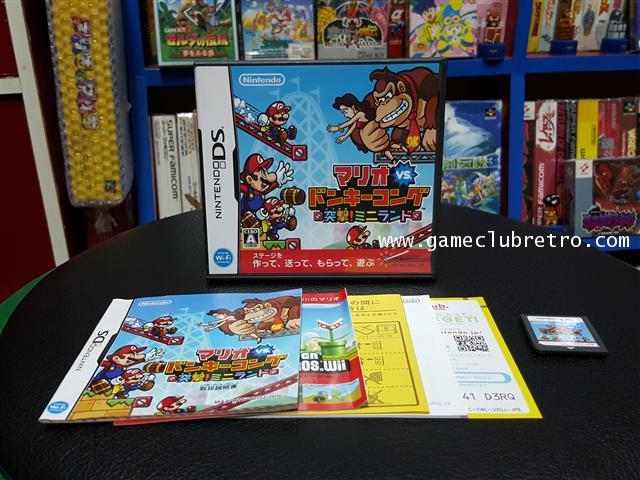 Mario VS Donkey Kong  มาริโอ้ วีเอส ดองกี้คอง