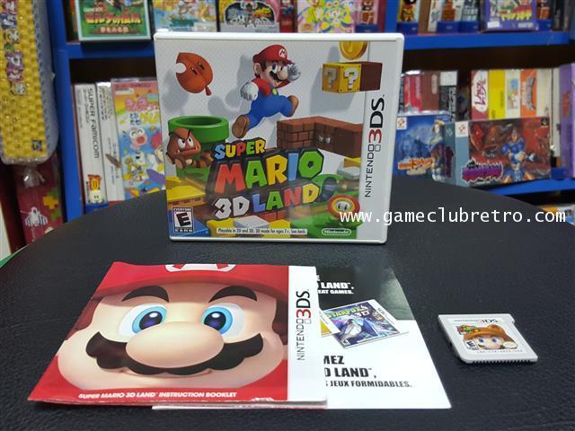 Super Mario 3D Land ซุปเปอร์ มาริโอ้ 3 ดีแลนด์