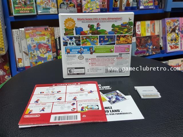 Super Mario 3D Land ซุปเปอร์ มาริโอ้ 3 ดีแลนด์ 1