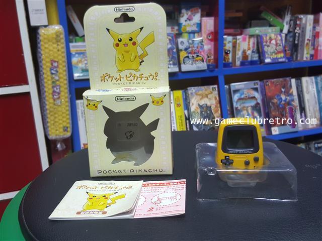 Pocket Pikachu พ๊อกเกต ปีกาจู