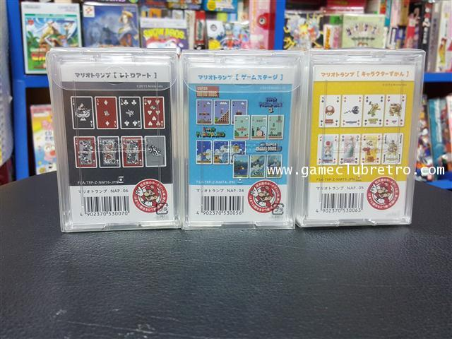 Mario Card Set 2