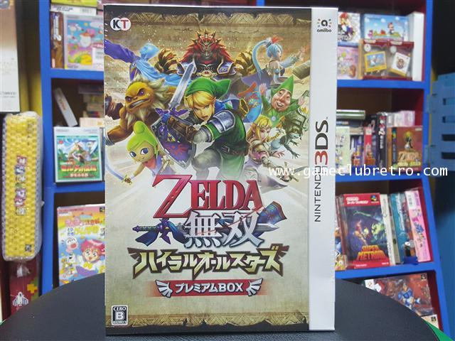 Zelda muso Premiem Box มือ1