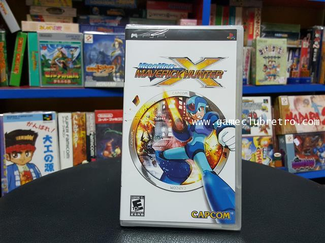 Megaman Maverick Hunter Brand New