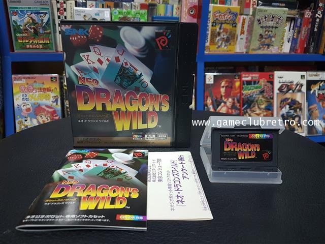 Dragon\'s Wild ดราก้อนไว