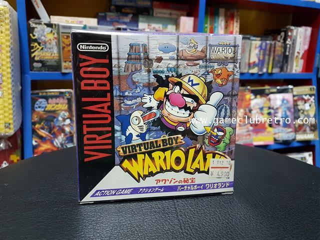 Wario Land วาริโอ้ แลนด์ มือ 1