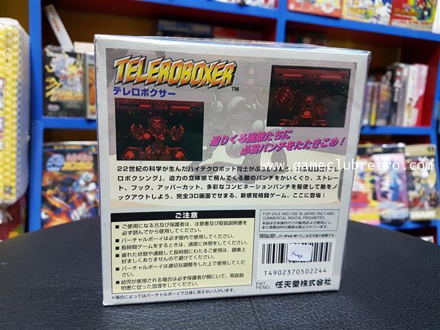 Teleroboxer มือ1 1