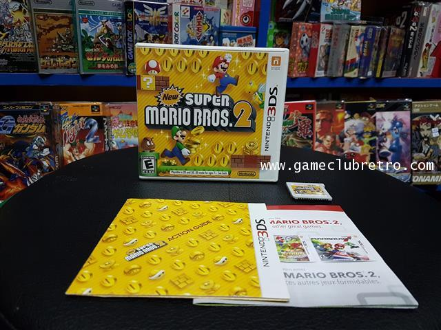 New Super Mario Bros 2  นิว ซุปเปอร์มาริโอ้ บอส 2
