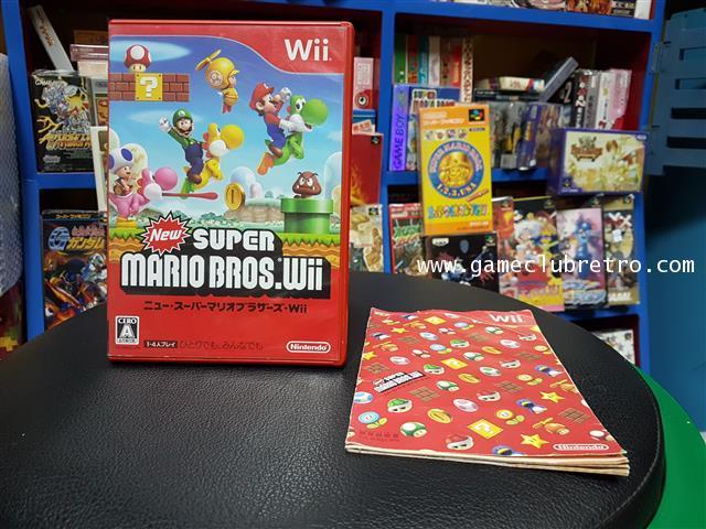 Super Mario Brother Wii