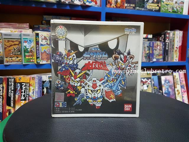 SD Gundam เอสดีกันดั้ม