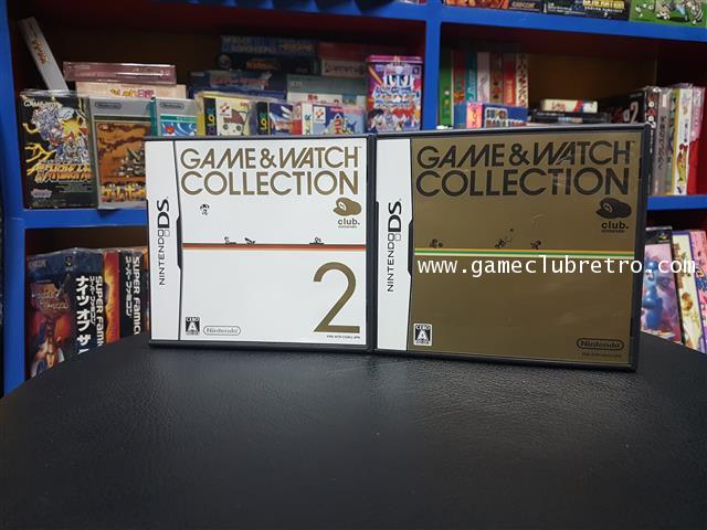 Game Watch Collection 1+2