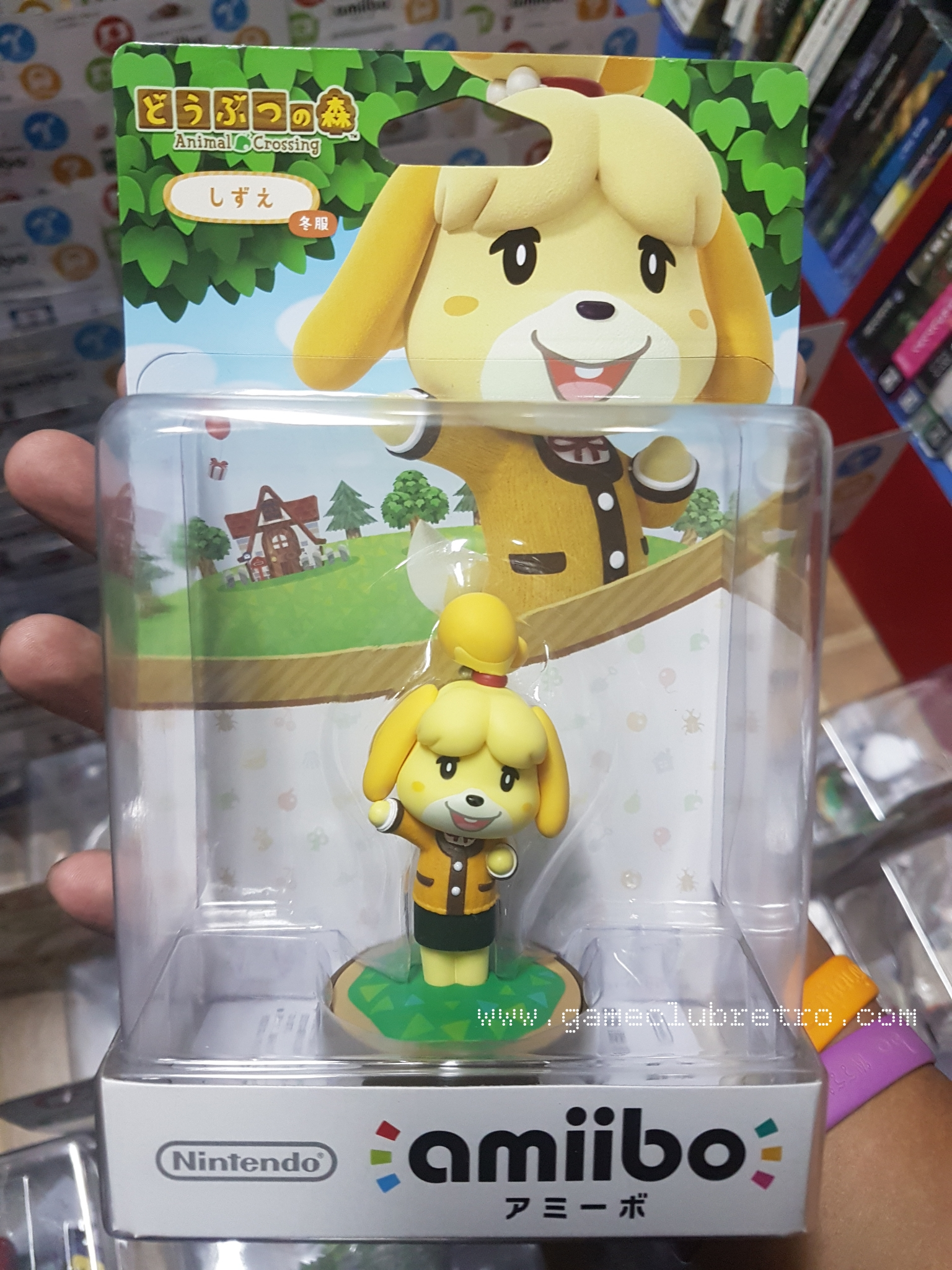 Amiibo Isabelle มือ 1