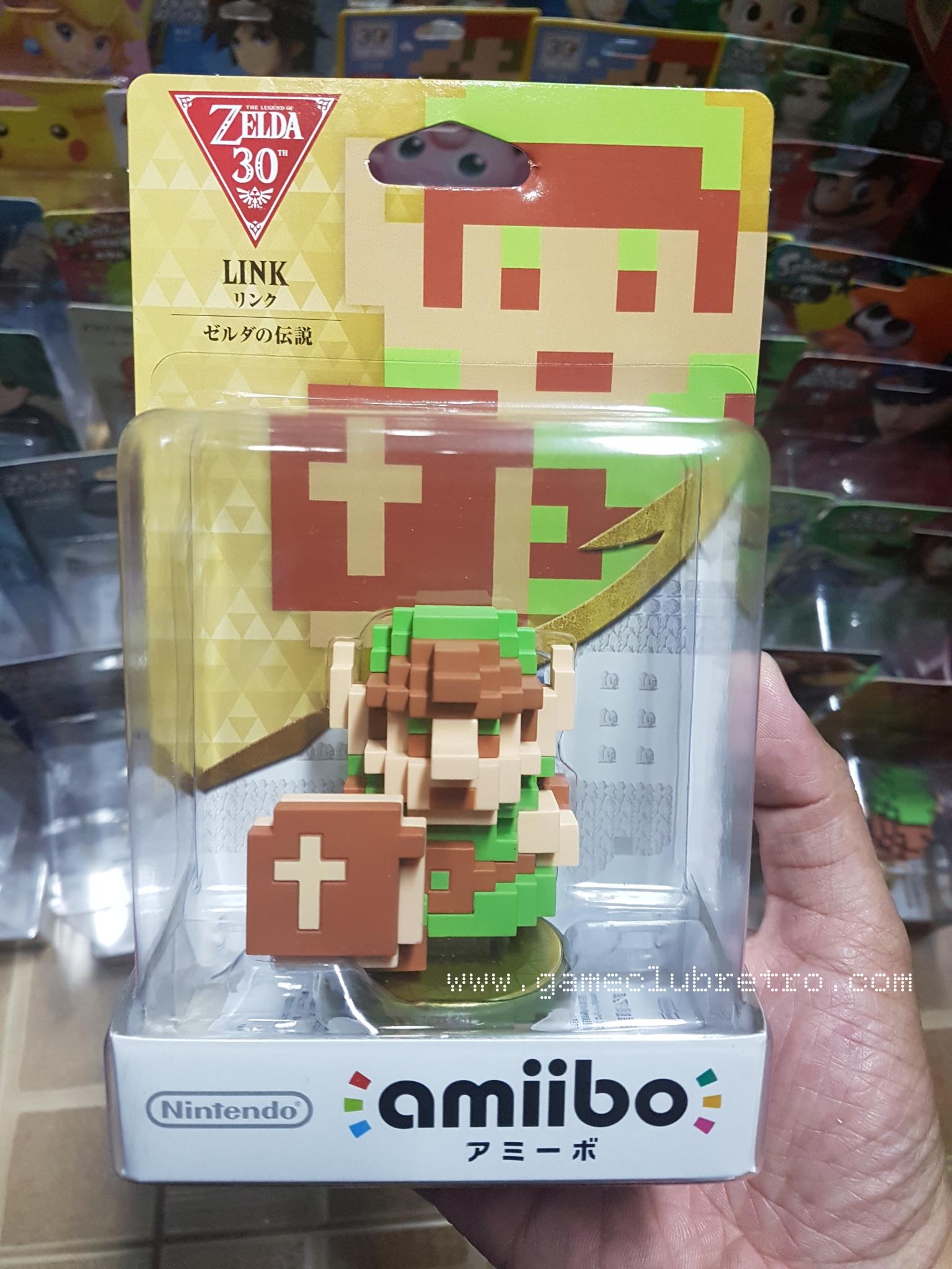 Amiibo Dot Link มือ 1