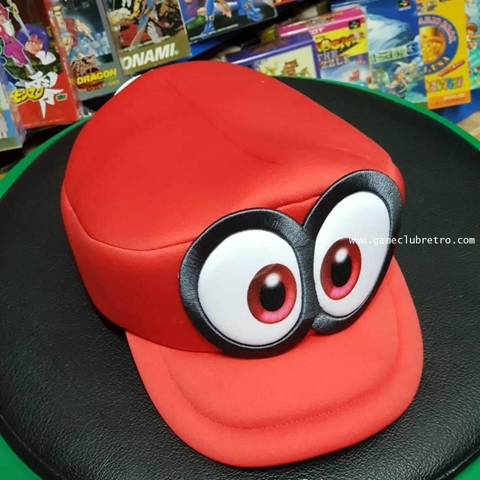 Mario Odessey Cappy Hat Brand New  หมวก แคปปี้ มือ 1
