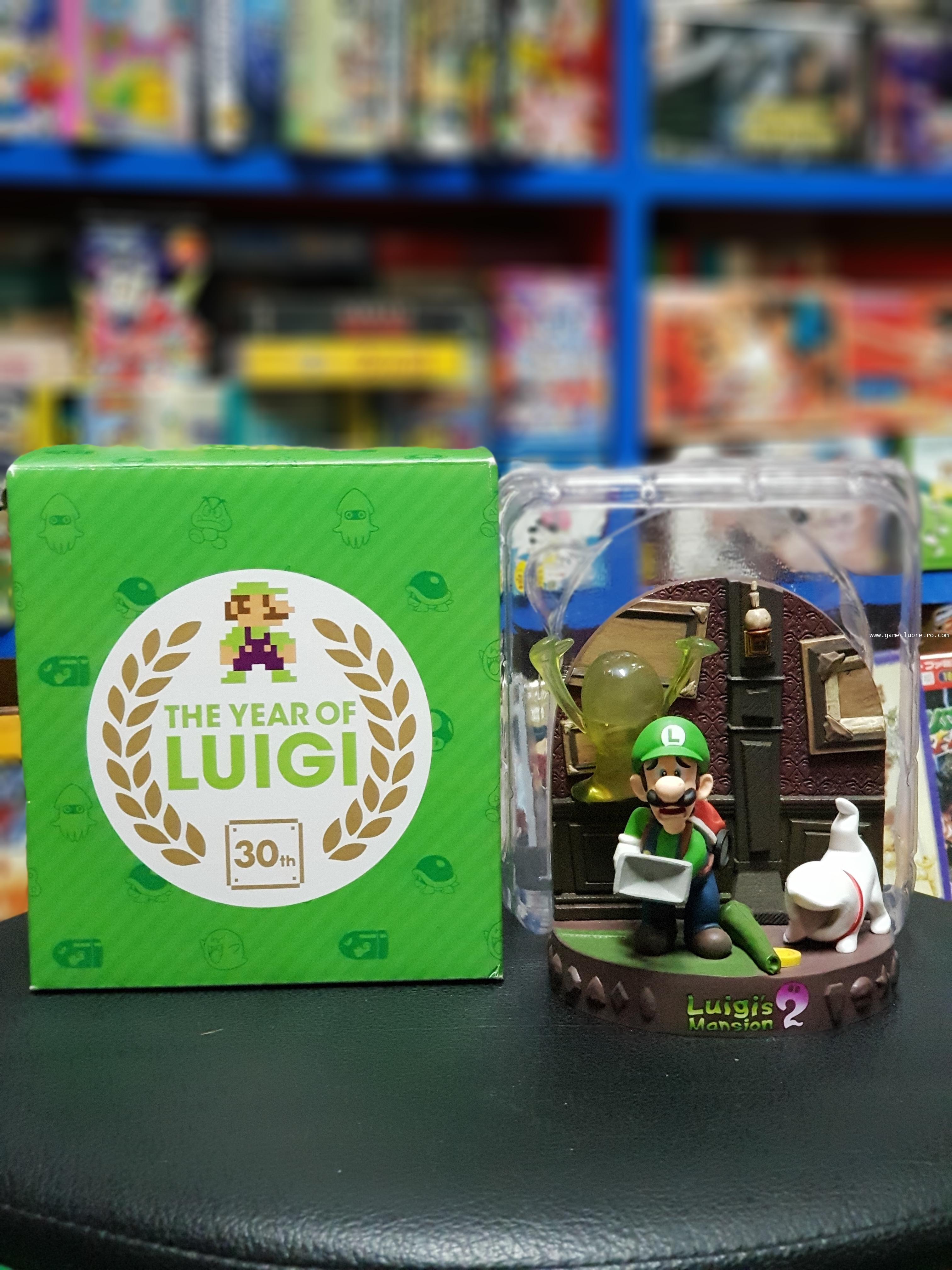 Luigi mansion Figure