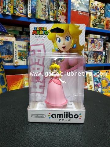 Amiibo Peach อะมิโบ้ พีช