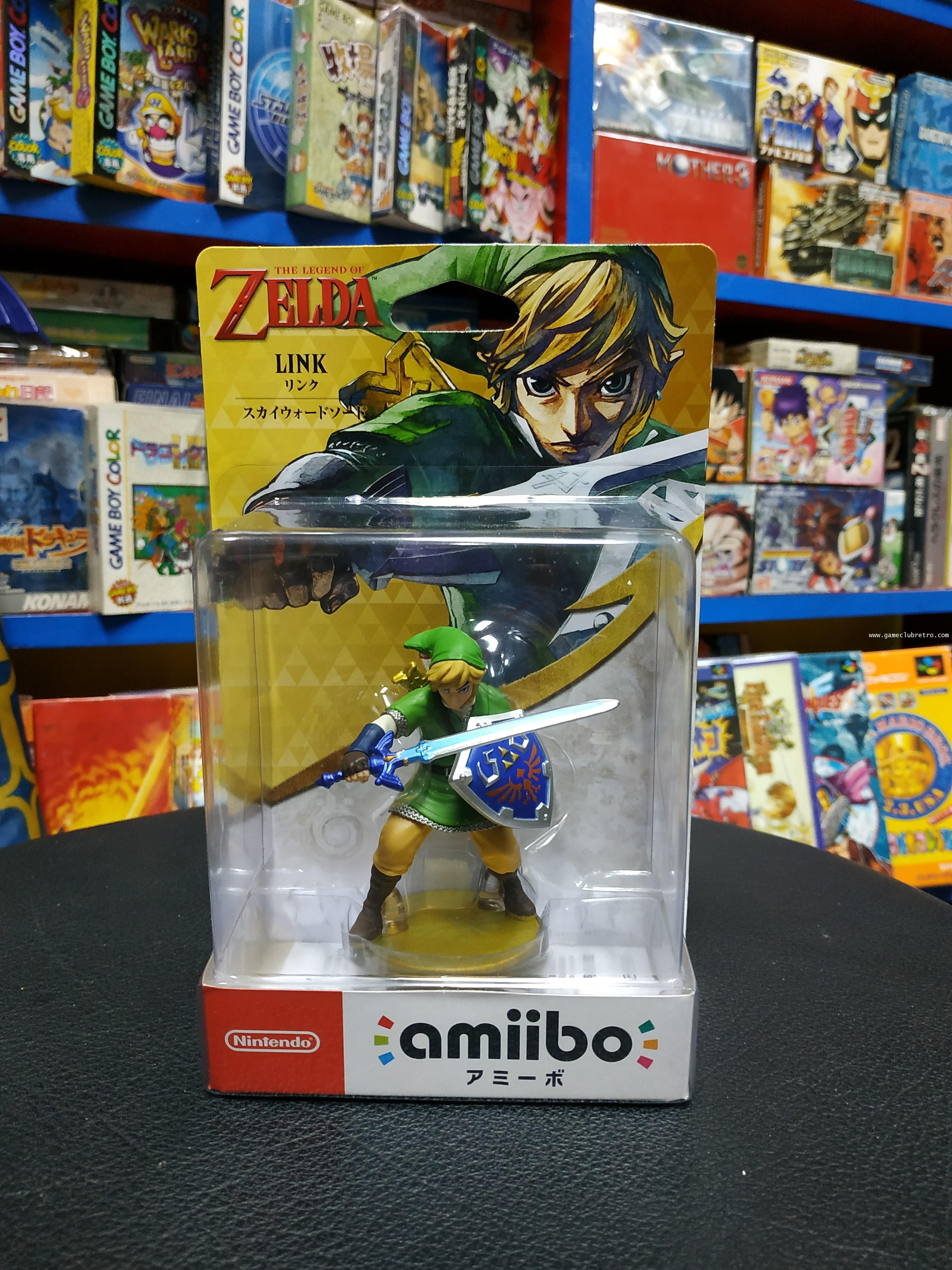 Amiibo Link  อมิโบ้ ลิงค์