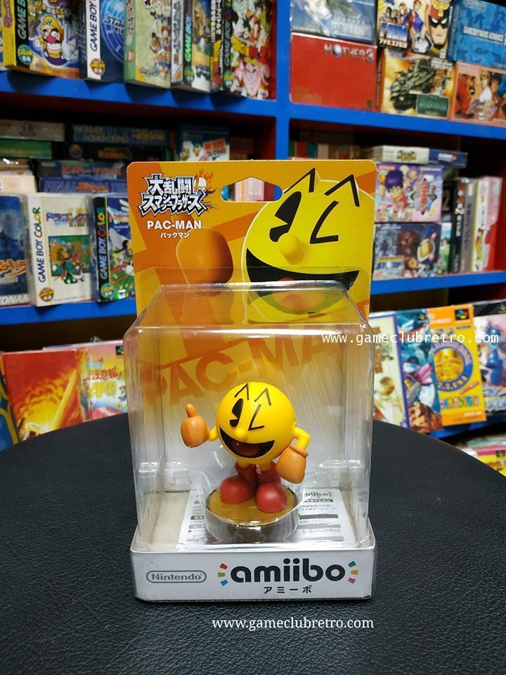 Amiibo Pacman อมิโบ้ แพคแมน