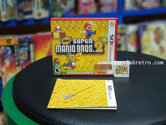 New Super Mario Bros 2 นิว ซุปเปอร์มาริโอ้้ บอส 2