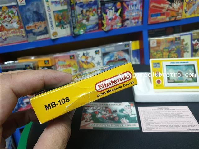 Game Watch Mario Juggler  เกมกด มาริโอ้ จักเกิ้ล 3