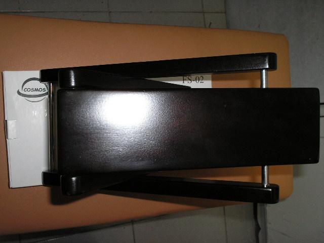 สตูไม้ปรับระดับได้ สำหรับวางเท้า ก๊ต้าร์คลาสสิค ยี่ห้อ COSMOS รุ่น FS-02