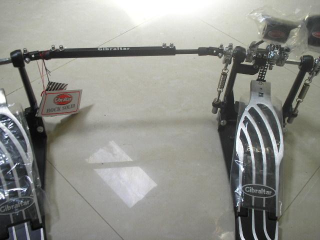 กระเดื่องคู่ gibraltar รุ่น 6611 db bass drum pedal ทนทาน รับประกัน 5 ปี