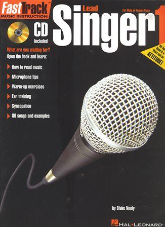 หนังสือเรียน Fast Track Singer 1 พร้อม CD